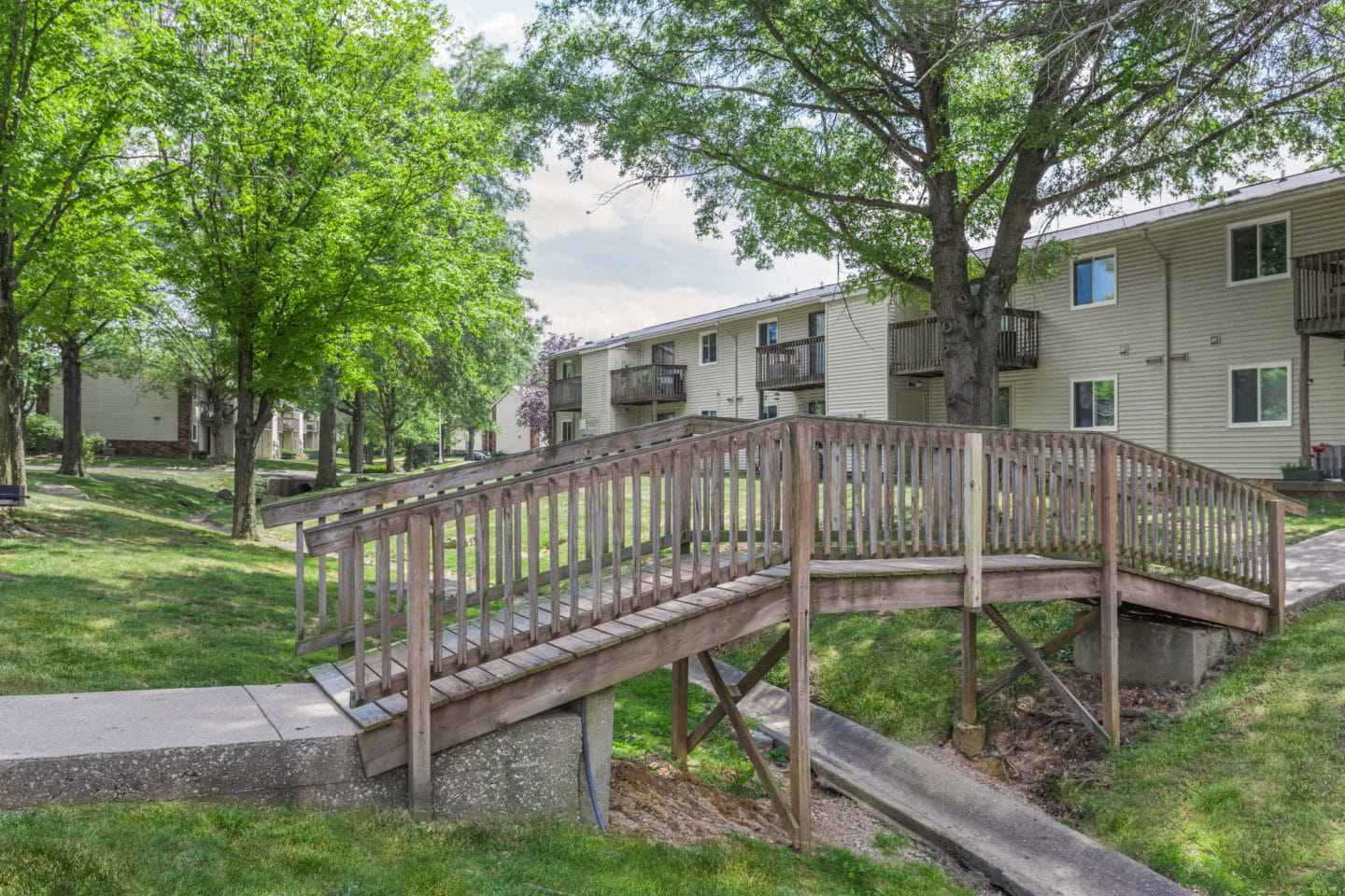 Fountain Park - Apartments for Rent in Bloomington, Indiana